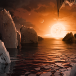 Seven earth-sized exoplanets
