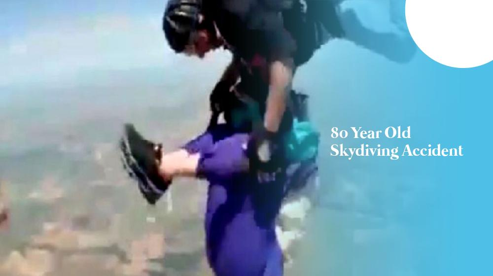 80 year old skydiving accident - What : The Most Trusted ...